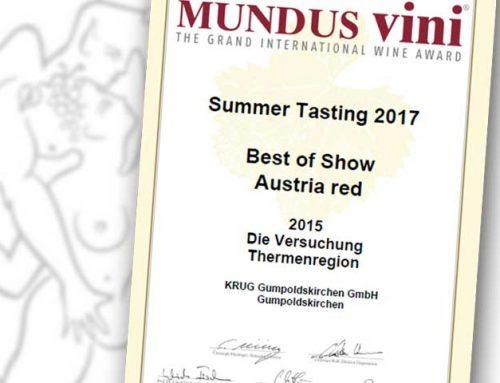 BEST OF SHOW AUSTRIA