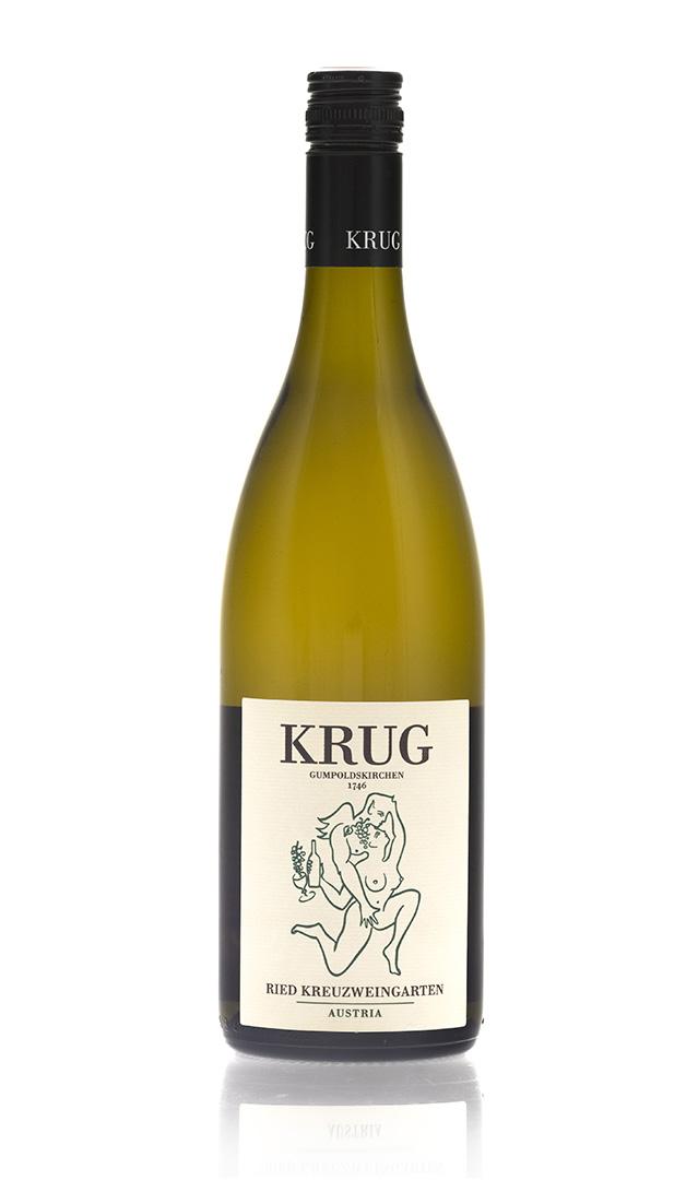 Flaschen-Kreuzweingarten